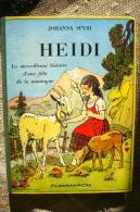 Heidi Johanna Spyri - Livres, BD, Revues