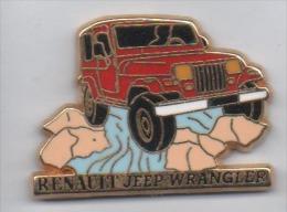 Arthus Bertrand , Auto Renault Jeep Wrangler - Arthus Bertrand