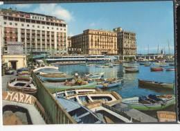1962 NAPOLI SANTA LUCIA FG V SEE 2 SCAN - Napoli