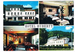L1277   KAUTENBACH : Hotel Huberty - Cartes Postales