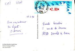 CPI 1000 LSA 2.80 Palais Bourbon Donville - 1961-....