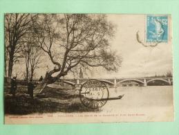 TOULOUSE - Les Bords De La Garonne Et Pont Saint Michel - Toulouse