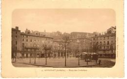 CP07A3- ANNONAY - Place Des Cordeliers - Annonay