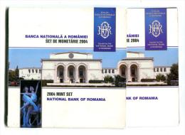 Roumanie Romania Rumänien Set 2004 UNC # 2 - Roumanie