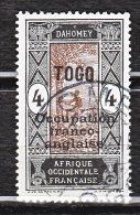 TOGO    N�  86 OBL TTB