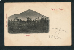 ASIE - JAPON - JAPAN - SHIBA - FUSIYAMA - Andere