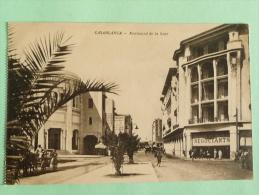 CASABLANCA - Boulevard De La Gare - Casablanca