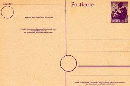 Postkarte , Ganzsache  Stadt Berlin, Ungel. - [5] Berlin