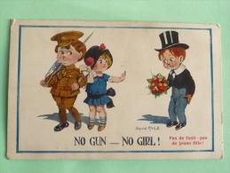 Donald Mc Gill , Pas De Fusil - Pas De Jeune Fille ! - Mc Gill, Donald