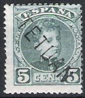 01856 Marruecos Edifil 16 * Cat. Eur. 82,- - Marruecos Español