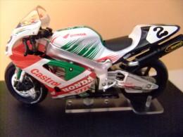 MOTO HONDA VTR 1000 COLIN EDWARDS - Motos