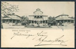 1900 Sweden Mosseberg Falkoping - Ranten Postcard - Used To Boras - Sweden