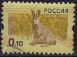 2008 - Russia - Rabbit - Konijnen