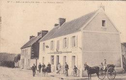 BELLE EGLISE : Devanture Du Tabac - Recette Buraliste HATTIN - Facteur. - Sonstige Gemeinden