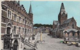 Geraardsbergen    Markt          Scan 4679 - Geraardsbergen