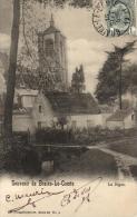 BELGIQUE - HAINAUT - BRAINE-LE-COMTE - Souvenir De Braine-le-Comte - La Digue - Braine-le-Comte