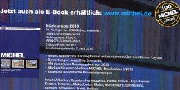E-Book MICHEL Südeuropa Als Band 3 Katalog 2013 Neu 50€ Süd-Europa Stamps Italy Albania Malta Jugoslawia Vatican Triest - Cataloghi