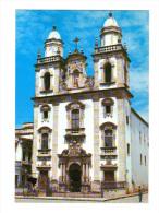Bresil: Recife, Sao Pedro Church (13-1685) - Recife