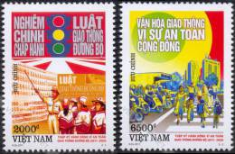 Decade Of Action For Road Safety (2011 - 2020) - Vietnam New Issue - Motos