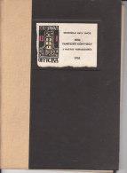 Ungarische Ex - Libris Anno 1935,  Mata Janos - 20 Exemplare Auf Handgeschöpften Papier - Dessins