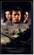 VHS Video  ,  Pearl Harbor ,  Mit :  Ben Affleck , Josh Hartnett , Kate Beckinsale , Cuba Gooding Jr.  -  Von 2001 - Classic