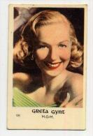 Greta Gynt. M.G.M. - Photos