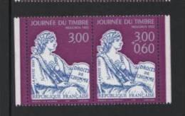 FRANCE 1997 Journée Du Timbre MOUCHON 1902  N° 3052a** Timbre Avec Vignette Tiré Du Carnet - Carnets