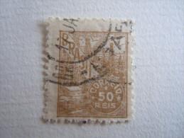 Brazilie Bresil Brasilien Brasil 1941-48 Série Courante Puits De Pétrole Filigrane O Yv 382 O - Brésil