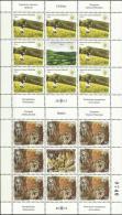 SRB 2013-505-6 SAVE EU NATUR, SERBIA, MS, MNH - Geologie