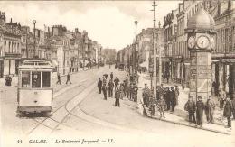 Calais (tram - Calais