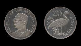 GAMBIE . Sir Dawdak JAWARA .  20 DALASIS . 1977 . - Gambie