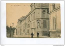 Paris XVI E Arondissement   Rue Raynouard  Pensionnat Des Frères Des Ecoles Chrétiennes - District 16