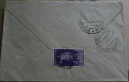 ITALIA 1938 - BIMILLENARIO AUGUSTEO CENT 50 CENTRATO - 1900-44 Vittorio Emanuele III