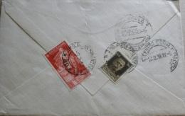 ITALIA 1938 - BIMILLENARIO AUGUSTEO CENT 20 + IMPERIALE 30 CENT - Storia Postale