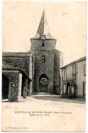 65 - Hautes Pyr�n�es / CASTELNAU RIVIERE BASSE -- Eglise du XV� si�cle.
