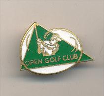 OPEN GOLF CLUB - Golf