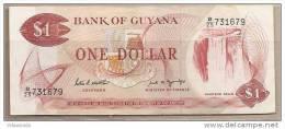 Guyana - Banconota Circolata Da 1 Dollaro - Guyana
