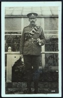 Real Photo Portrait Of An Unknown Soldier,  Unused,  C1920. - Personajes