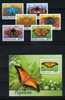 "Togo - Block Nr. 442 Und Mi.Nr. 2875 / 2880 -  ""Schmetterlinge / Butterflies"" ** / MNH - Schmetterlinge"