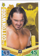 Carte CATCH SLAM ATTAX MAYHEM NXT ELI COTTONWOOD - Trading Cards