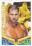 Carte CATCH SLAM ATTAX MAYHEM NXT MICHAEL McGILLICUTHY - Trading Cards