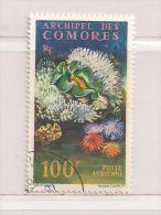COMORES  ( FRCOM - 8 )  1962   N° YVERT ET TELLIER   POSTE AERIENNE     N° 5 - Airmail