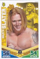 Carte CATCH SLAM ATTAX MAYHEM NXT HAETH SLATER - Trading Cards