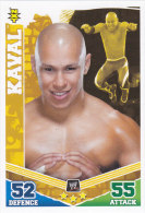 Carte CATCH SLAM ATTAX MAYHEM NXT KAVAL - Trading Cards