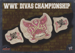 Carte CATCH SLAM ATTAX MAYHEM RAW WWE DIVAS CHAMPIONSHIP - Trading Cards