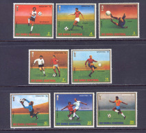 Equatorial Guinea 1978 Football - Soccer ARGENTINA MS MNH (T1633) - World Cup