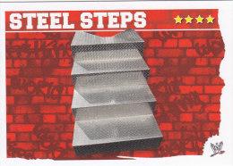 Carte CATCH SLAM ATTAX MAYHEM STEEL STEPS - Trading Cards