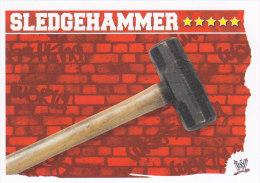 Carte CATCH SLAM ATTAX MAYHEM SLEDGEHAMMER - Trading Cards