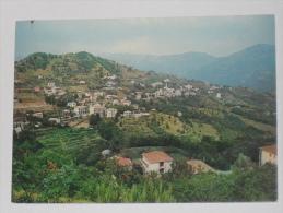 GENOVA - Lumarzo - Panorama - Genova