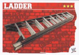 Carte CATCH SLAM ATTAX MAYHEM LADDER - Trading Cards